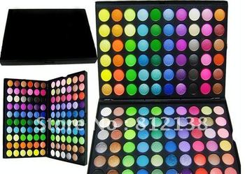 Hot selling free shipping! Pro 120 Colour Eyeshadow make up Palette #1