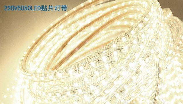 Free Shipping 5050 SMD 60 LEDs/M Warm white / White/ RGB Flexible LED Strip