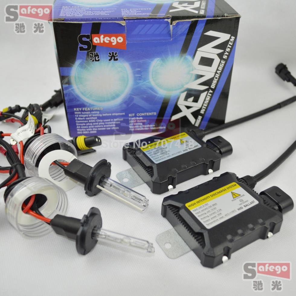 55W xenon hid kit xenon H7 55W H4 H1 H3 H8 H10 H11 H13 880 H27 9004 9005 9006 9007 4300K 6000K 8000k 55W HID xenon kit 55W(China (Mainland))