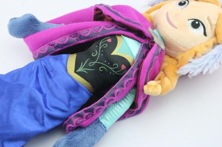 Princess Elsa plush Anna Plush Doll Toy Toys Brinquedos Kids Dolls for Girls  6