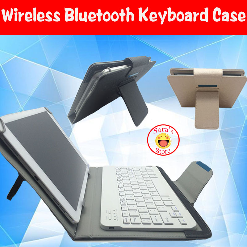 Wireless Bluetooth Keyboard Case Cover For Lenovo Idea Tab A10-70 A7600 for Lenovo Thinkpad 10 Miix2/ S6000 10.1 inch tablet(China (Mainland))