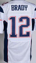 Men's Elite 12 Tom Brady 87 Rob Gronkowski 11 Julian Edelman jersey,White Red Blue Stitched Embroidery Best Quality Jerseys(China (Mainland))