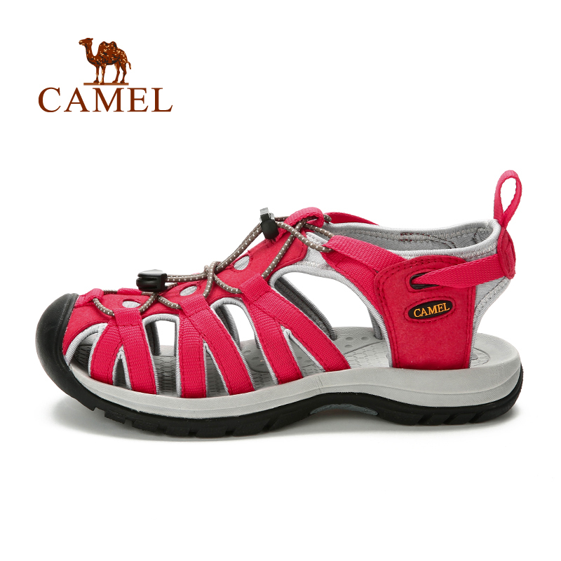 CAMEL Camel outdoor beach sandals 2015 new sandals lady sandals slip cushioning impact(China (Mainland))