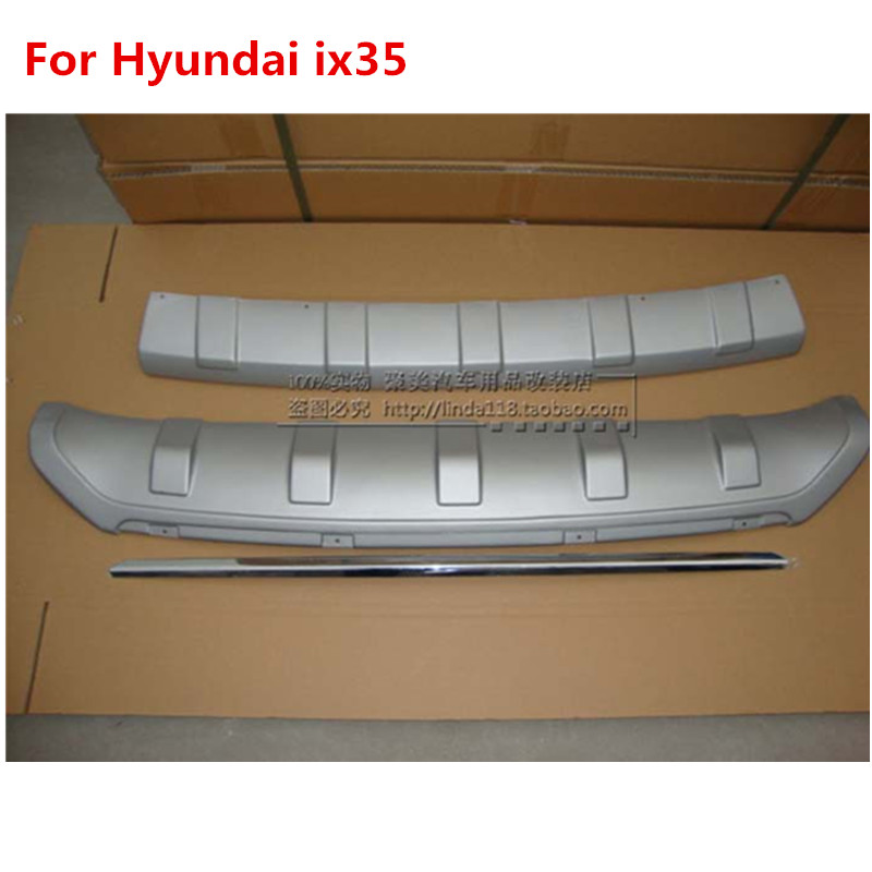 Free shipping 2010-2012 Hyundai ix35 ABS chrome front fender front bezel,(Including 3PIC)<br><br>Aliexpress