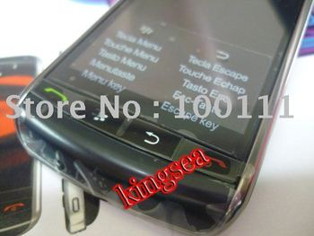 lowest price +100% ORIGINAL BLACKBERRY STORM 9500 Mobile Phone + touch screen