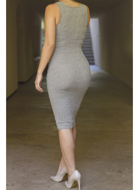 Grey Summer Dresses
