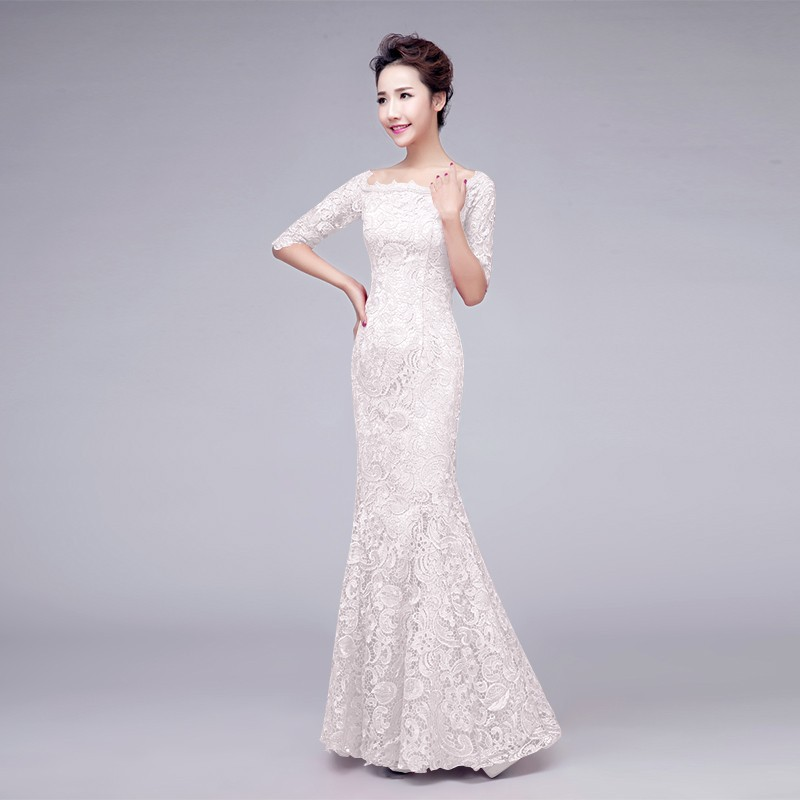 Red Evening Dresses 2015 Hot Sell Winter Wedding Party