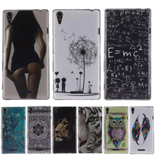 Buy Fashion Dandelion owl Pattern Silicone Soft TPU IMD Cell Phone Back Cover Case Sony Xperia T3 M50W D5102 D5103 D5106/Sony T3 for $1.98 in AliExpress store