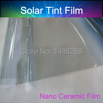 99 UV protection VLT 70 Nano ceramic membrane for car building home window foil