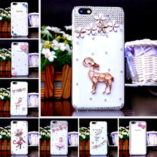 Huawei honor 4 X,Specials 12 style Fashion Rhinestone Clear plastic Mobile phone protection shell Case cover for Huawei honor 4X