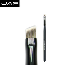 Retail Angled eyebrow brush synthetic hair professional makeup brushes eye brow make up Free Shipping 04STA