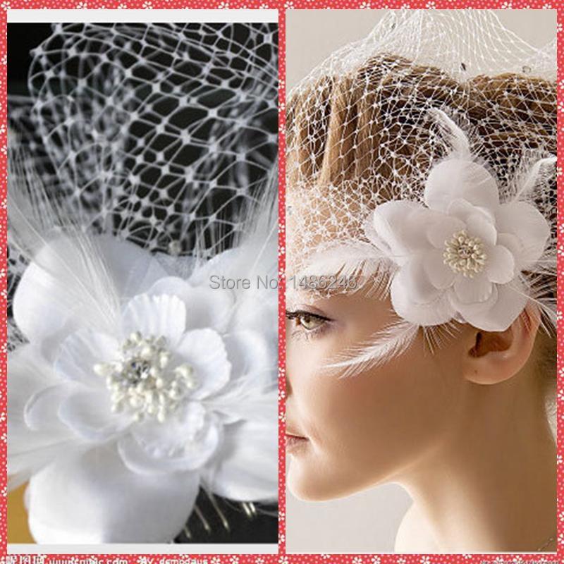 Elegant Wedding Bridal Hair Accesories Crystal Decoration Hand Made Flowers Bridal Hair Combs Free Shipping(China (Mainland))