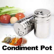 New Multifunction Stainless Steel Spices Seasoning Extracts Toothpick Case Dispenser  E2shopping(China (Mainland))