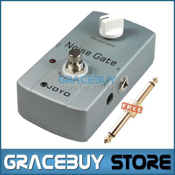 JOYO JF-31 Audio Noise Gate Effect Pedal True Bypass Electric Guitar Single Block Signal Instruments