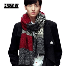 Men's 2016 new Autumn and winter fashion scarves men and women warm wool scarves cashmere scarf(China (Mainland))