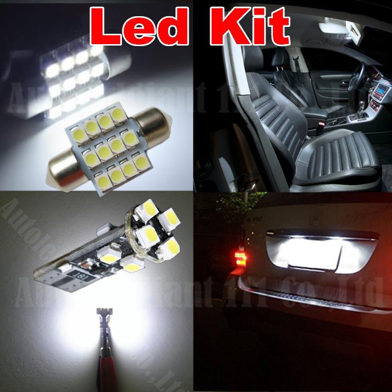 Источник света для авто Eco-Fri Led 6 x T10 W5W 31 Honda Acura Hyundai Isuzu Kia Lexus Mazda источник света для авто eco fri led 2 7colors 12v t10 w5w ferrari 348 gtb gts ts 512 tr