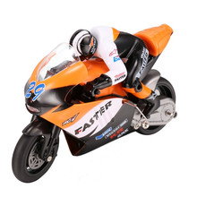 RC Motorcycle 1:10 Scale New 4 Channel Racing-speed Remote Control Moto with 2.4 GHz Transmitter Kid Toy moto de controle remoto(China (Mainland))