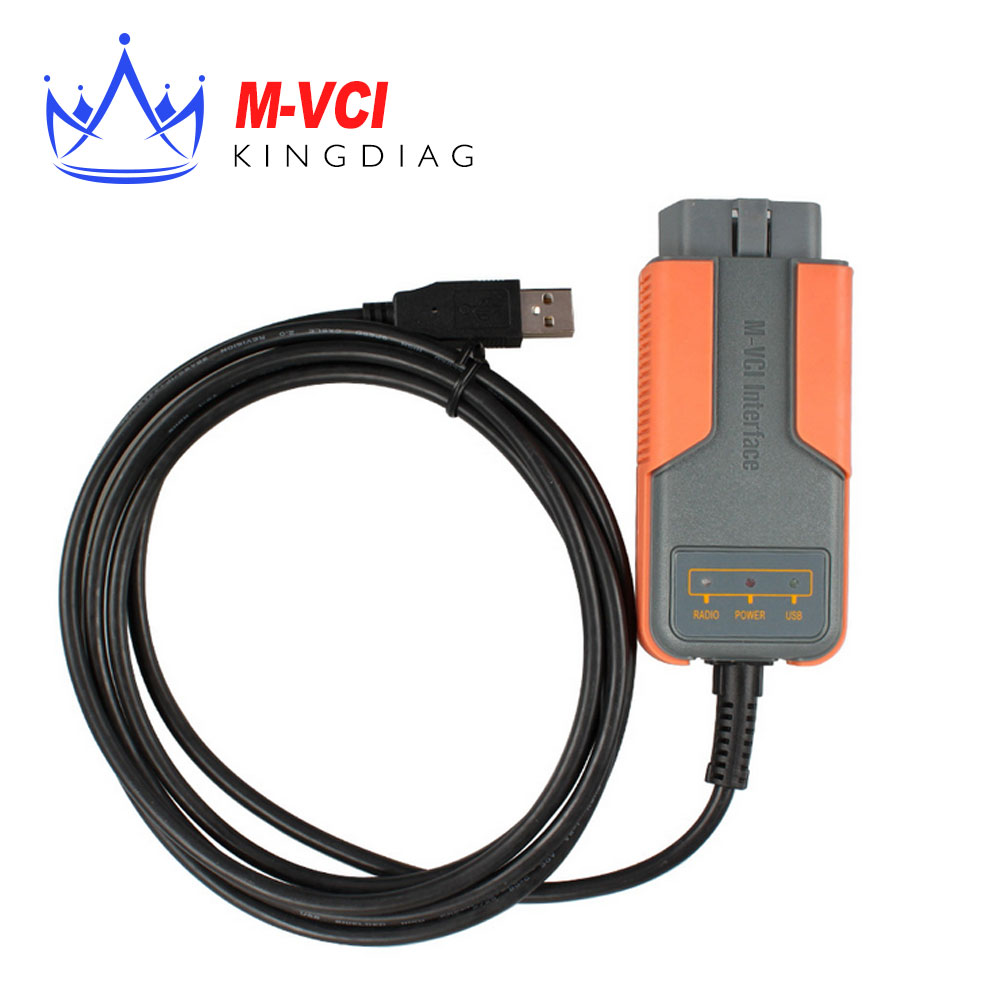 New MVCI 3 IN 1 V10.30.029 High Performance Factory Diagnostics For TOYOTA TIS Work for Honda/Toyota/Lexus/Volvo(China (Mainland))