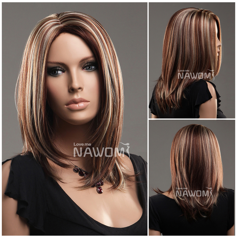 Straight Hair With Color Choice Image Hair Coloring Ombre