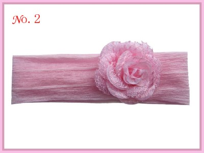 Free Shipping 50 BLESSING Girls Crochet And Yarn Headband With Flower  Baby Girl Hair Accessories Retail WholesaleBoutiqueОдежда и ак�е��уары<br><br><br>Aliexpress