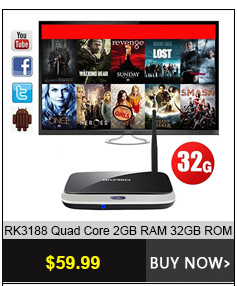 Android 4.4 TV BOX Quad Core 2GB RAM