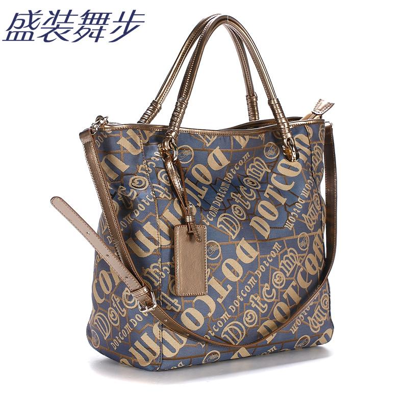 Здесь продается  2015 New Women Handbag Casual Fashion Canvas Shoulder Bag Women Messenger Bags Big Hand Bag Ladies   Камера и Сумки