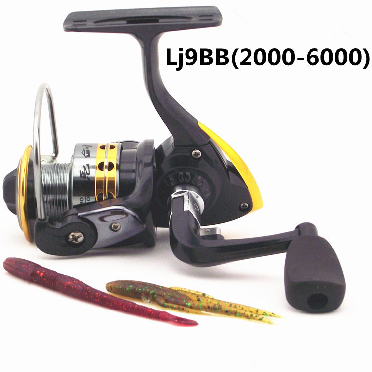 For Sale New High Quality Fishing Reel 9bb 2000 6000