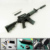 3D Paper model Gun CS 1:1 scale Firearm M4 A1 Assault Rifle assembling papercraft waterproof colored magazine adult DIY puzzles