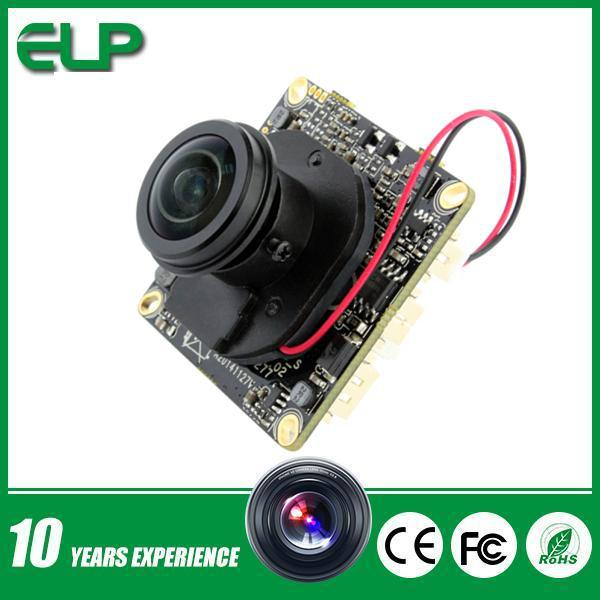 2MP IPC camera board Sony HI3516C+ IMX222 1080P mini wide angle Panoramic mini IP camera module with 180 degree fisheye lens(China (Mainland))