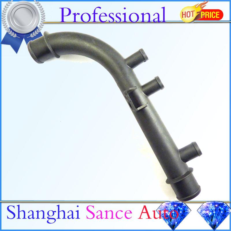 Front Radiator Water Pipe 96313300 For Daewoo Leganza 2.2L & Nubira 2.0L L4 16V 1999 2000 2001 2002 STGM001(China (Mainland))