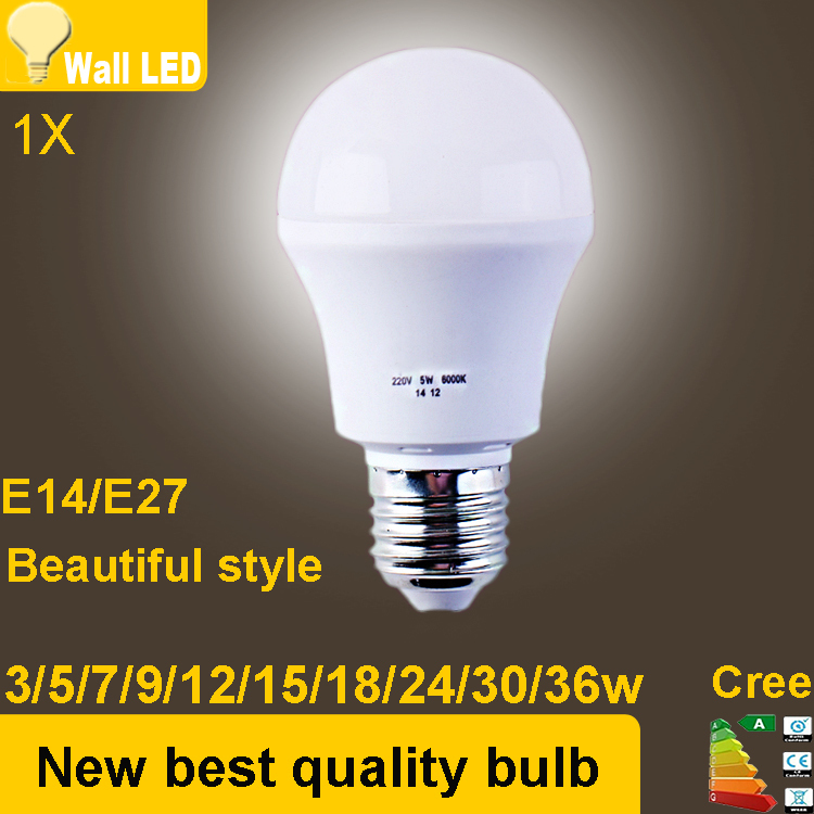 E14 E27 LED lamps led lights Corn Bulb E27 3W 5W 7W 9W 12W 15W 18W 24W 30W 36W AC220V 230v 240v led bulb(China (Mainland))