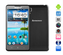 Lenovo P780 Original Cell Phones Android MTK6589 Quad Core 5″ 1280×720 Gorilla Glass Screen 1GB RAM 8.0MP 4000mAh Battery Mobile