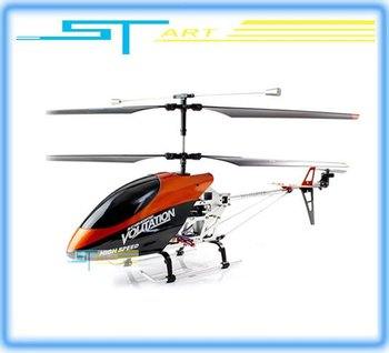 Discount - Big Double Horse 75CM 3ch DH9053 RC Helicopter Metal Frame High Speed 3D helicopter With Gyro LED Light DH 9053
