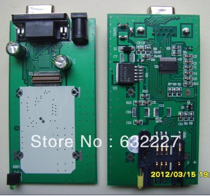 wavecom Q2303A Q2406A Q2403A Q24PLUS Q2358 module development board learning board(China (Mainland))