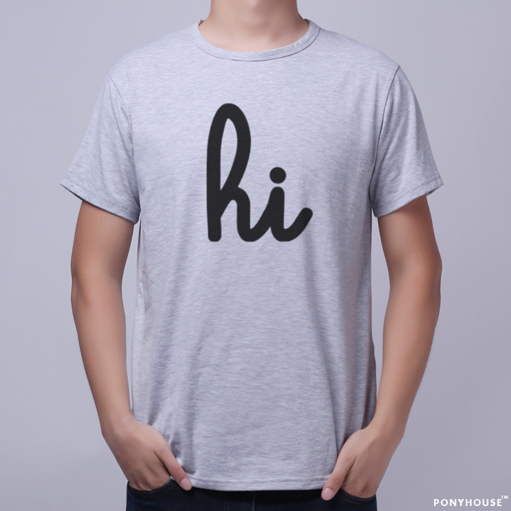 Гаджет  2015J gift to send his son to send students to gay friend boyfriend HI male short sleeved T-shirt None Изготовление под заказ