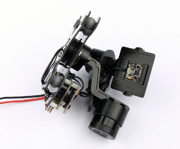 Free shipping Factory Direct selling DYS SMART 3 axle Gopro Brushless Gimbal for FPV Aerial Photography