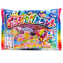 Candy Popin Cookin DIY Handmade Food Japanese Snacks Candy Gift, Soft Sweets And Candy, Food,Snack,Japan Candy Food(China (Mainland))