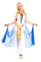 2014 Sexy Halloween Costumes Cleopatra Egyptian Costume PS- M8646