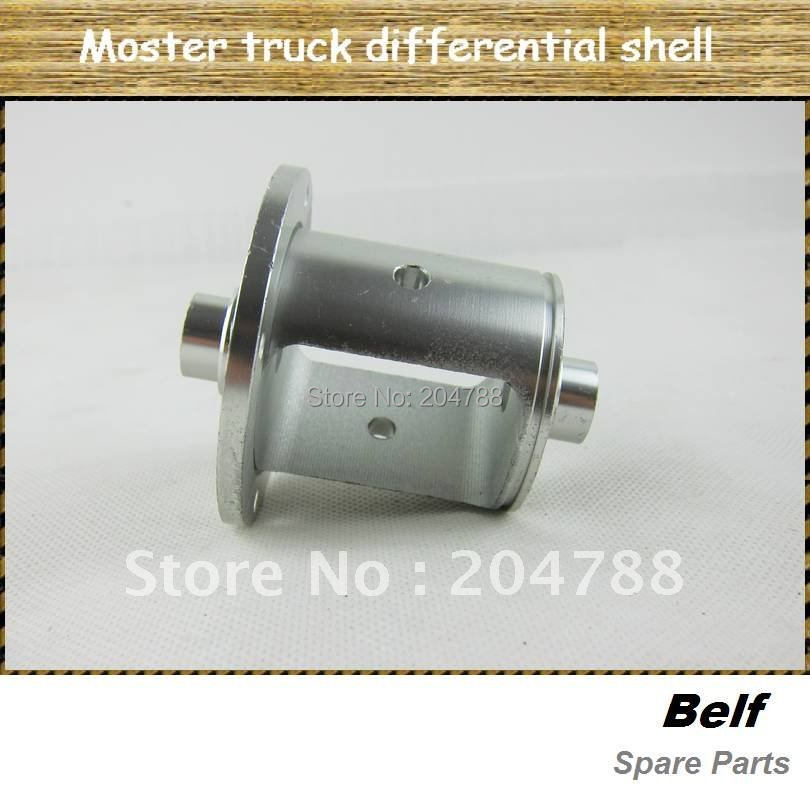 New arrival!!! Moster truck differential shell, free shipping by China post air mail(China (Mainland))