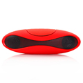 Mini Football Rugby Portable Wireless Bluetooth Speaker FM with Strong Bass Audio Player Support TF for