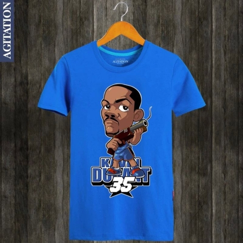 Printed Thunder team head is Kevin Durant basketball jerseys basquete throwback basketball jersey camisetas baloncesto Full size(China (Mainland))