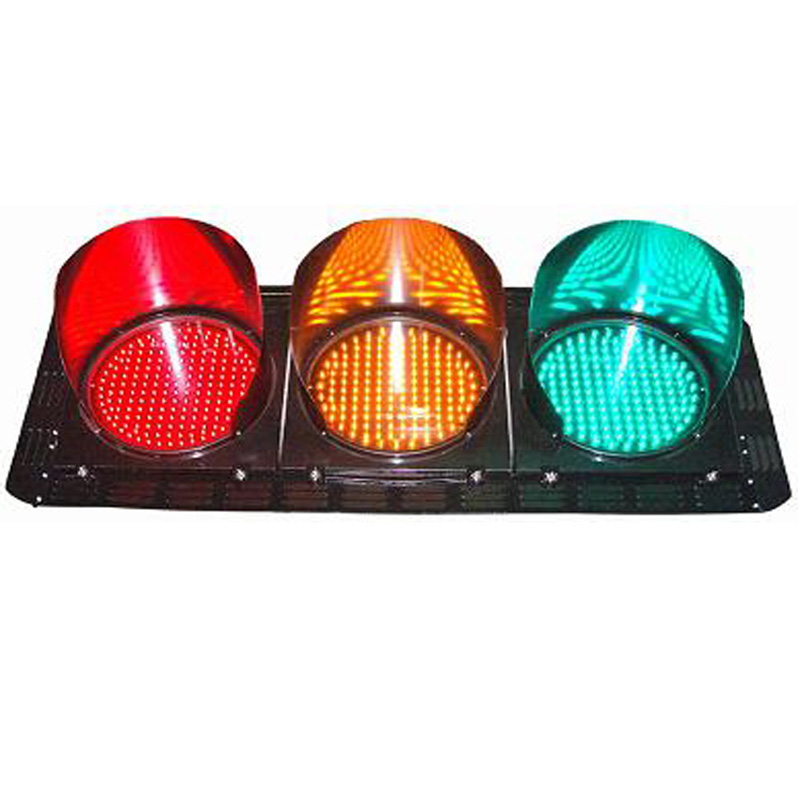 300mm red green three color stop go light traffic lighting(China (Mainland))