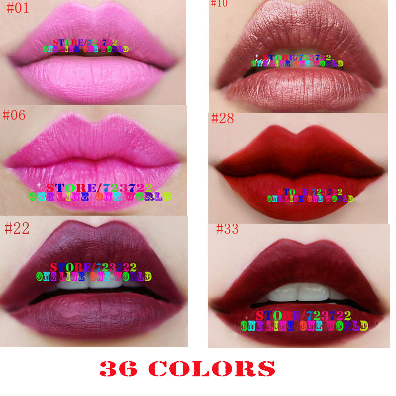 L.a Colors Lipstick Lipstick Matte Colors