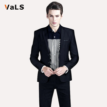 wholesale men linen blazer