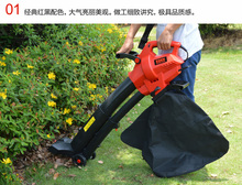 Outdoor Garden Leaf Blower & Vacuum - Powerful 2800 Watt with Variable Speed & 10m cable(China (Mainland))
