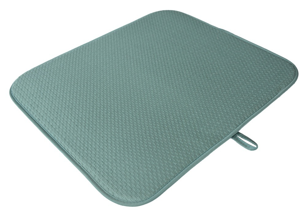 Microfiber Dish Drying Kitchen Mats Super Absorbent 16quotx18  : Microfiber Dish Drying Kitchen Mats Super Absorbent 16 x18 Dark Sea Green 2 Pieces from www.aliexpress.com size 1000 x 685 jpeg 143kB