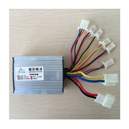 New Motor Scooter Electric Bike Bicycle Brush Speed Controller Box 36V 800W(China (Mainland))
