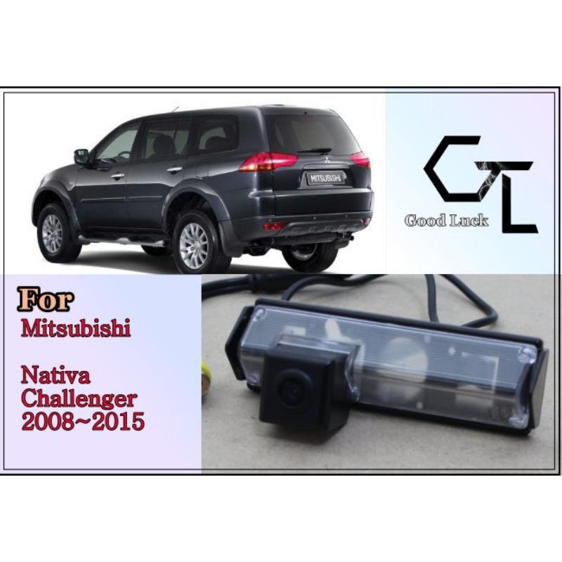 For Mitsubishi Nativa Challenger 2008 ~ 2015 Car Parking Camera Rear Camera HD CCD Night Vision Car Camera Car Reverse Camera(China (Mainland))