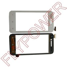 for Bedove x12 Touch digitizer Glass Screen panel white by free shipping(China (Mainland))