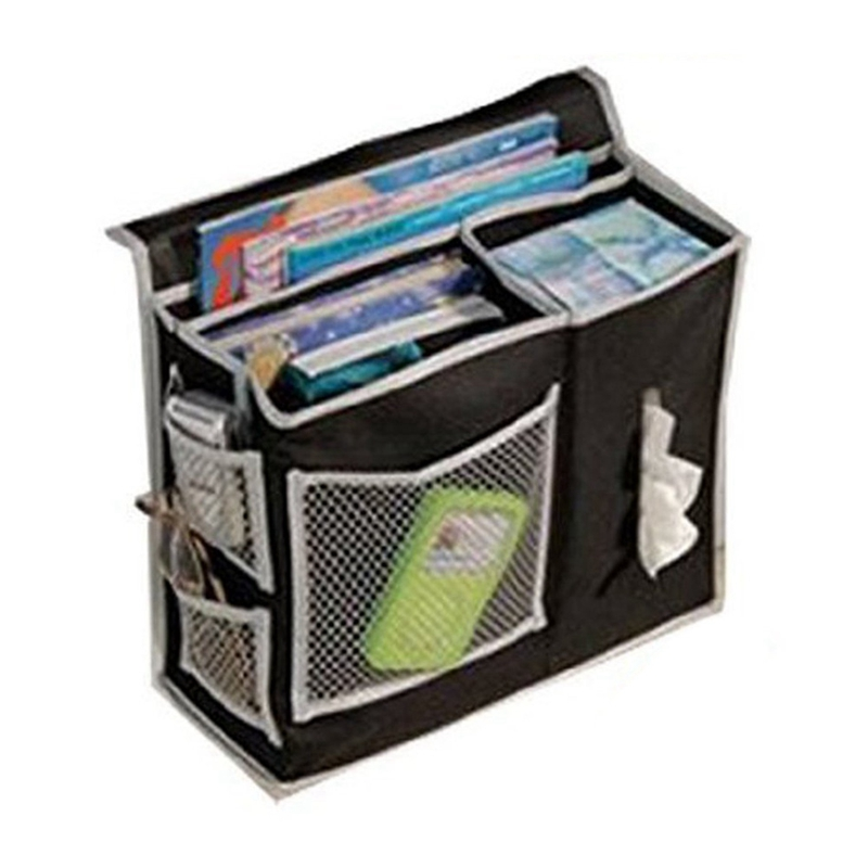 household bed Sofa hanging bedside Storage bag Hang Sundries Magazines remote control(China (Mainland))